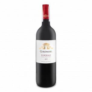 Вино Girondel Bordeaux Red