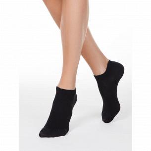 Носки женские ESLI 19С149 черные р.23-25 000