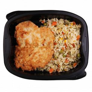 Комплексный обед Fozzy №1 в упаковке