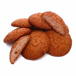Печенье Fozzy ржано-овсяное на фруктозе сдобное