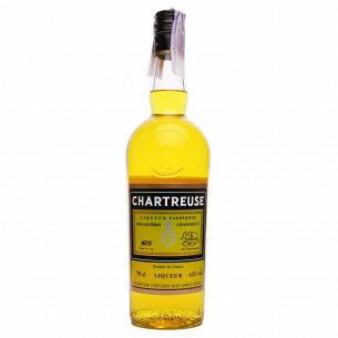 Ликер Chartreuse Yellow 43%