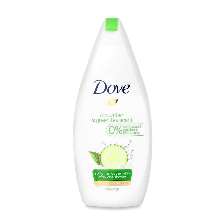 Крем-гель для душа Dove Прикосновение свежести