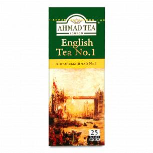 Чай Ahmad tea Англійський...