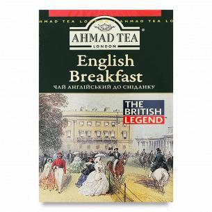 Чай Ahmad tea Английский...
