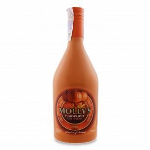 Лікер Molly`s Pumpkin Spice Irish Cream