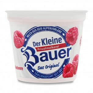 Йогурт Bauer Der Kleine c малиной 3,5%