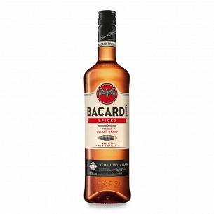 Ром Bacardi Spiced