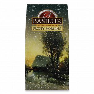 Чай черный Basilur Frosty Morning картон