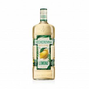 Настойка Becherovka Lemond 20%