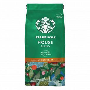 Кава мелена Starbucks House...