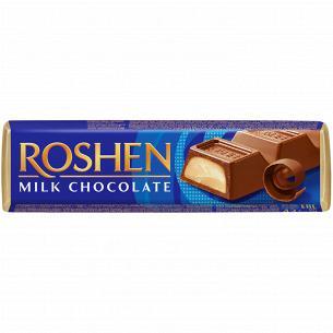 Батончик Roshen...