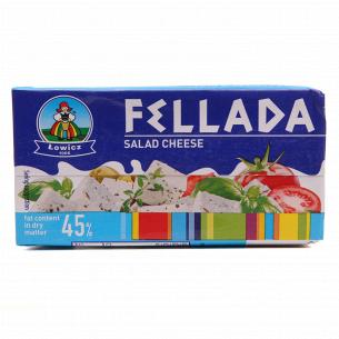 Сыр Lowicz Fellada 45% из...