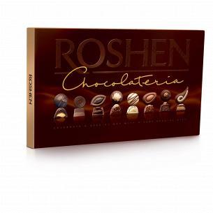 Цукерки Roshen Chocolateria