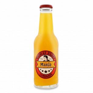 Напиток Thomas Henry Mango безалкогольный сильногазированный