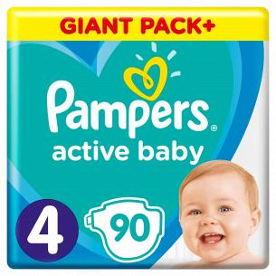 Підгузки Pampers Active...