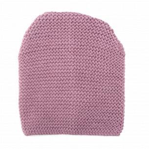 Шапка женская Art Knit Лайн вязаная