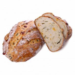 Хлеб Fozzy с сыром и луком подовый