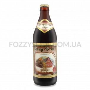 Пиво Krug-Brau Lager темне
