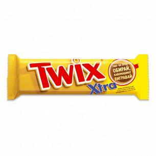 Батончик Twix Extra...