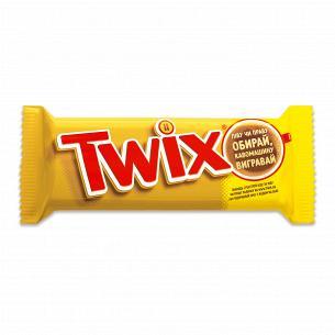 Батончик Twix с печеньем и...