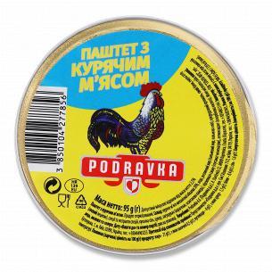 Паштет Podravka Пикета из куриного мяса