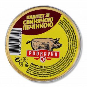 Паштет Podravka Пікета печінковий