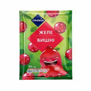 Желе Премія со вкусом вишни