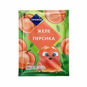Желе Премія со вкусом персика