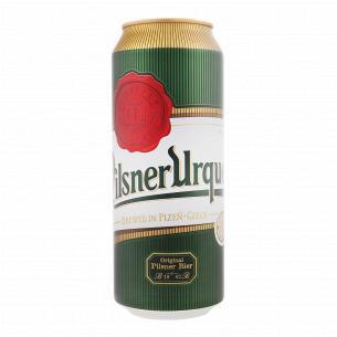 Пиво Pilsner Urquell светлое ж/б