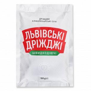 Дрожжи Львовские сухие