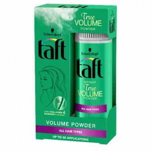 Пудра для волос Taft...