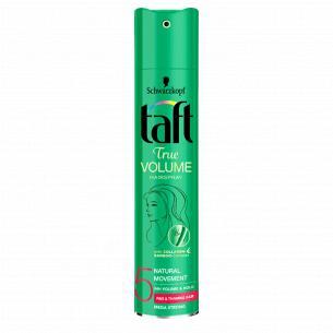 Лак для волос Taft Объем...