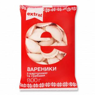 Вареники Extra! с картошкой...