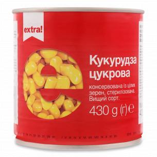 Кукуруза сахарная Extra! ж/б