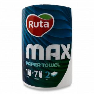 Полотенца бумажные Ruta MAX