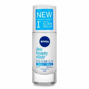 Дезодорант Nivea 1st Beauty Elixir Fresh антиперспирант