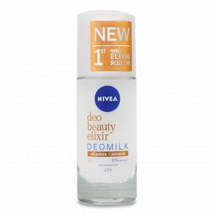 Дезодорант Nivea 1st Beauty Elixir Mild Dry антиперспірант