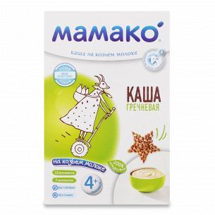 Каша гречневая Мамако на козьем молоке