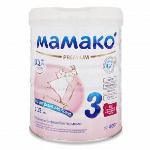 Смесь Мамако 3 Premium сухая молочная