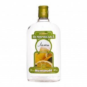 Настоянка гірка Nemiroff Лимон