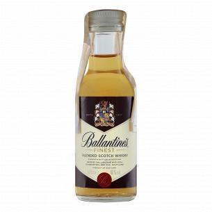 Виски Баллантайн Finest