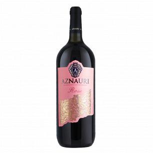 Вино Aznauri Rose рожеве...