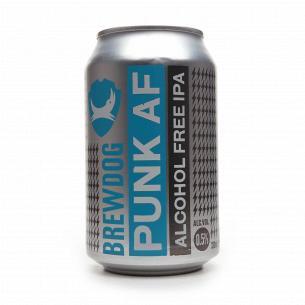 Пиво BrewDog Punk AF світле...