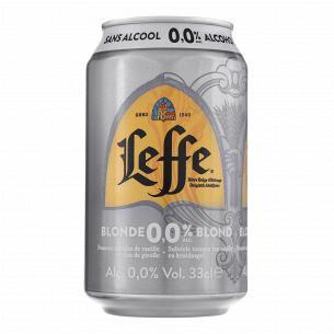 Пиво Leffe Blonde світле...