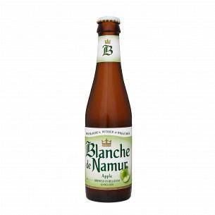 Пиво Blanche De Namur Apple...