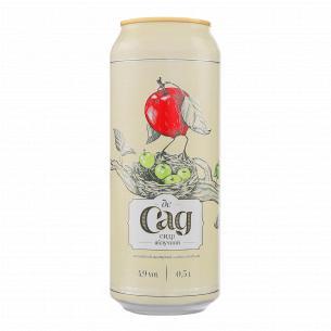 Сидр Де Сад яблочный...