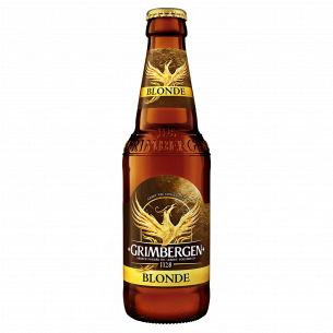 Пиво Grimbergen Blonde светлое