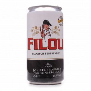 Пиво Filou світле ж/б