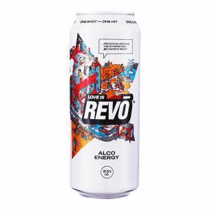 Напій енергетичних Revo...