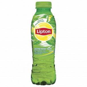 Холодный зеленый чай Lipton...